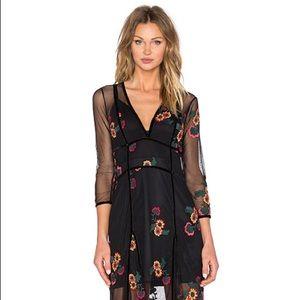 Elanora For Love & Lemons Maxi Dress